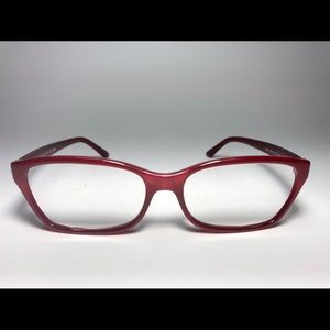 Fendi Zucca FF Logo Print Eyeglass Frame Italy